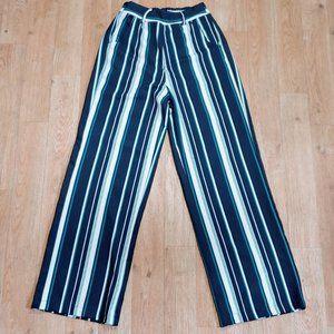 💰3/20$💰NWOT ARDENE Stripe wide leg pants